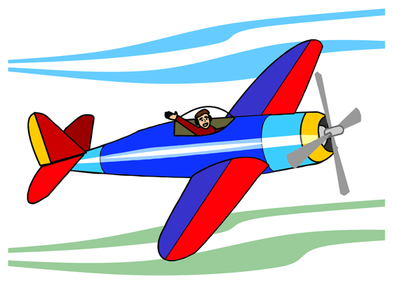 Small Airplane - Free Clip Art - ClipArt Best - ClipArt Best