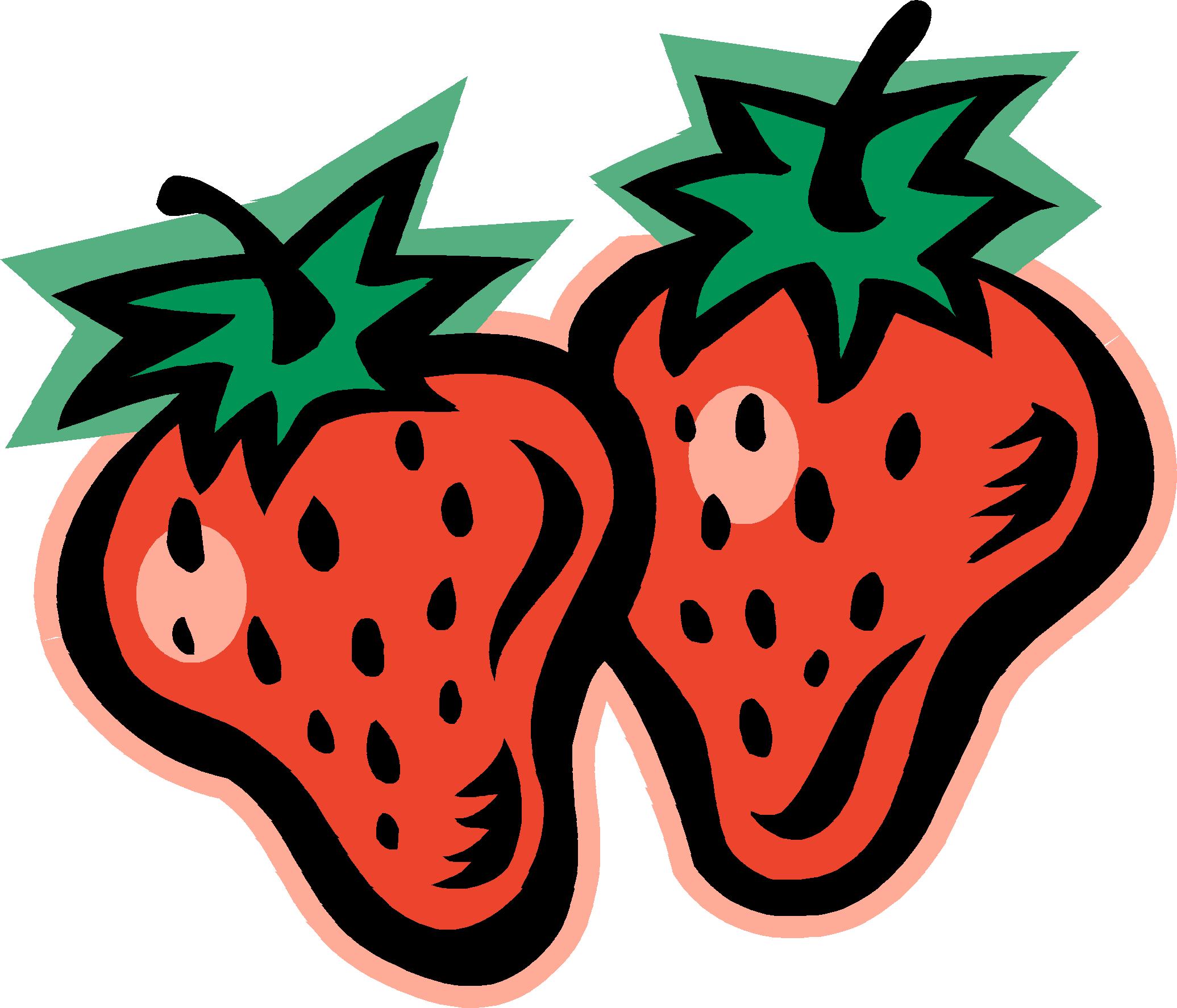 clipart picture of a strawberry - photo #44