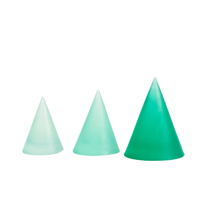 A+R Store - Soap Cone Trio - Product Detail
