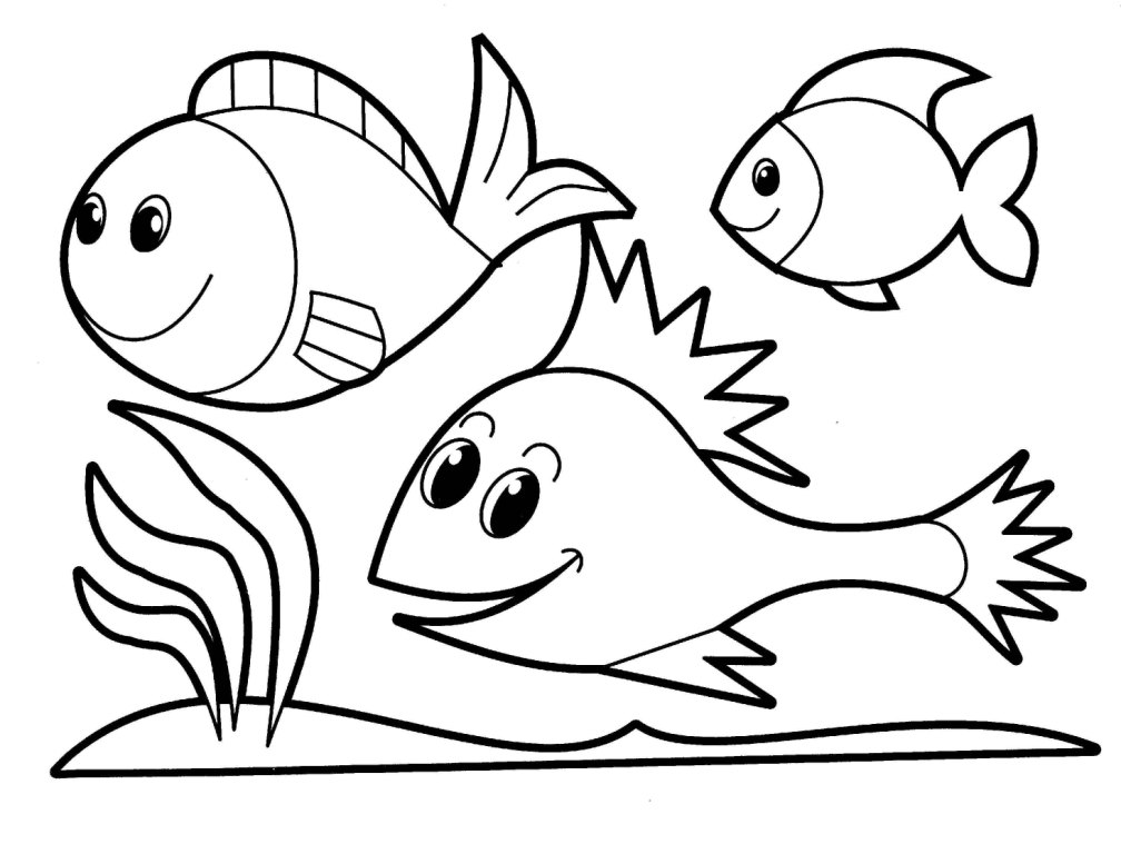 Coloring Pages Animals - 2013
