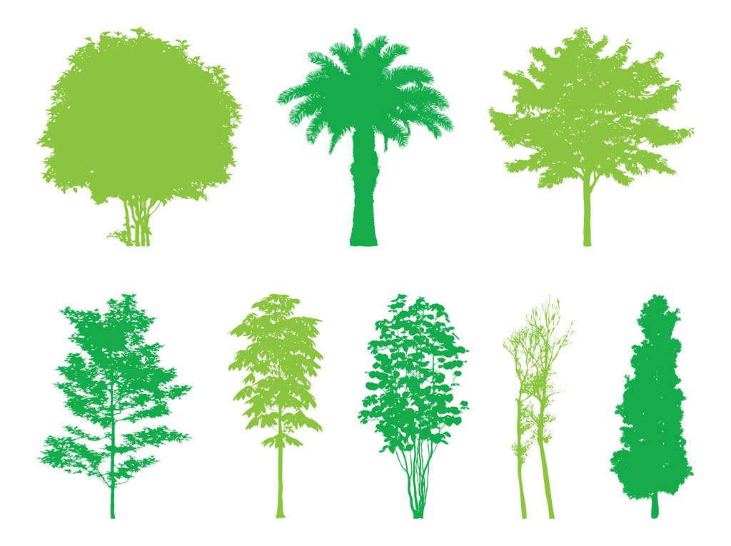 Free Palm Vectors - 2. Page