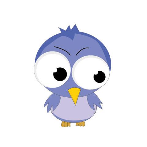 cartoon bird simple photo - photo #33