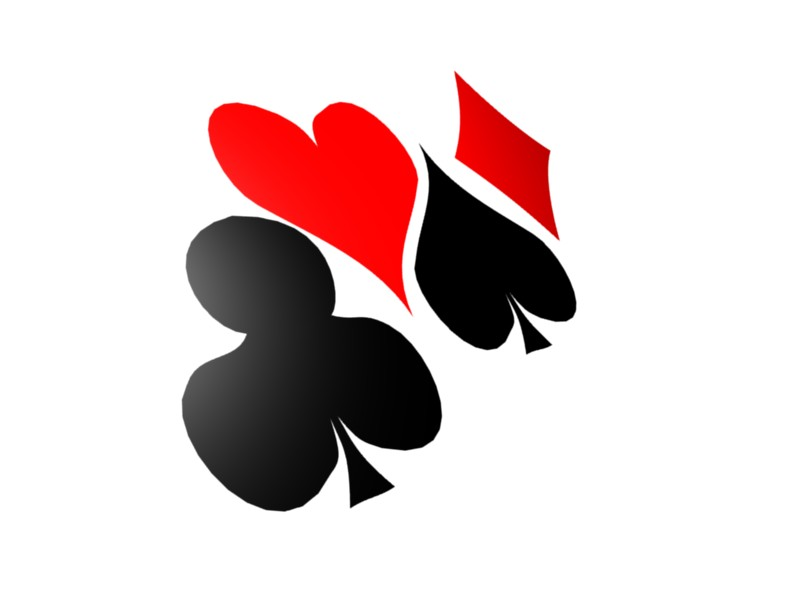 clip art free playing cards - photo #40
