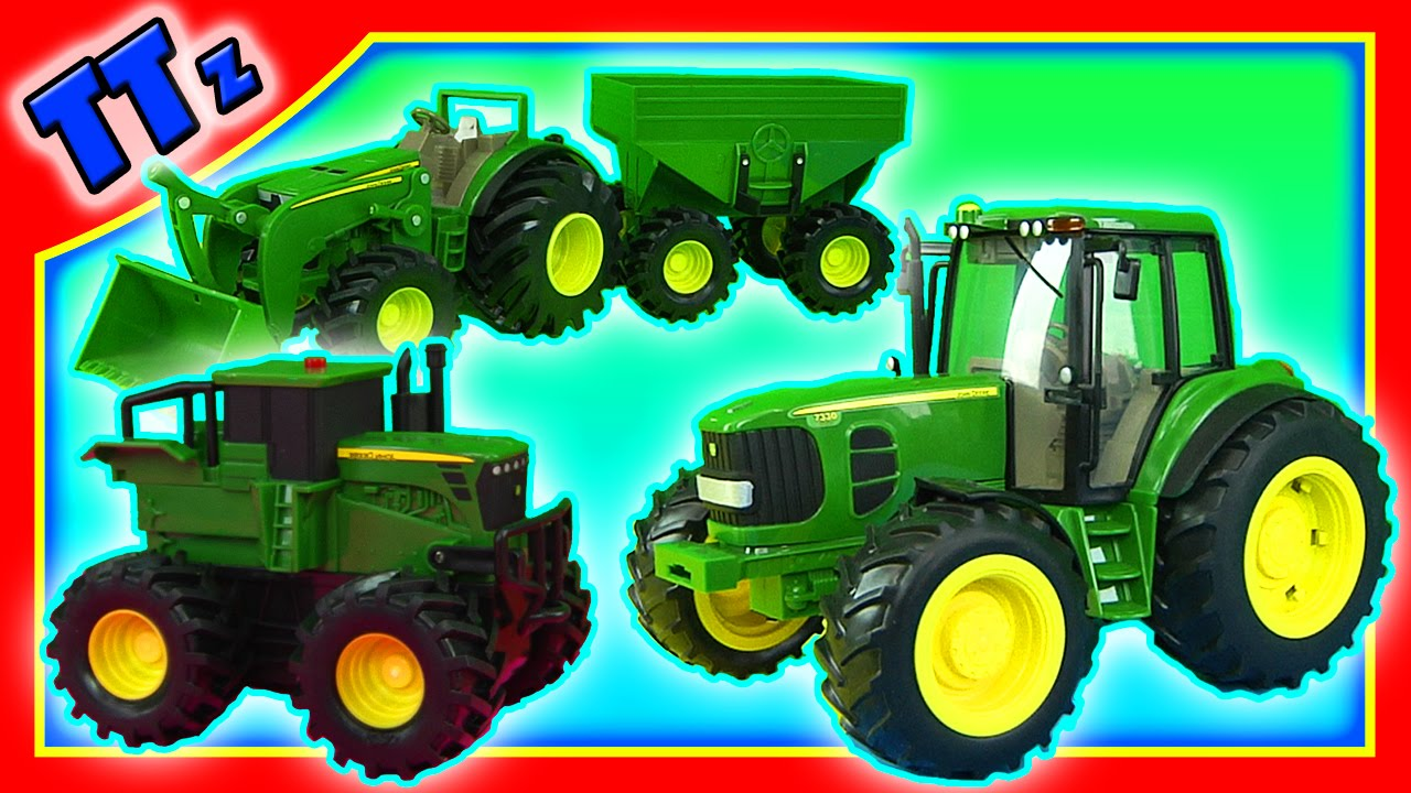 Tractor for Tractor art projects
