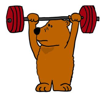cartoon brown bear   cliparts co