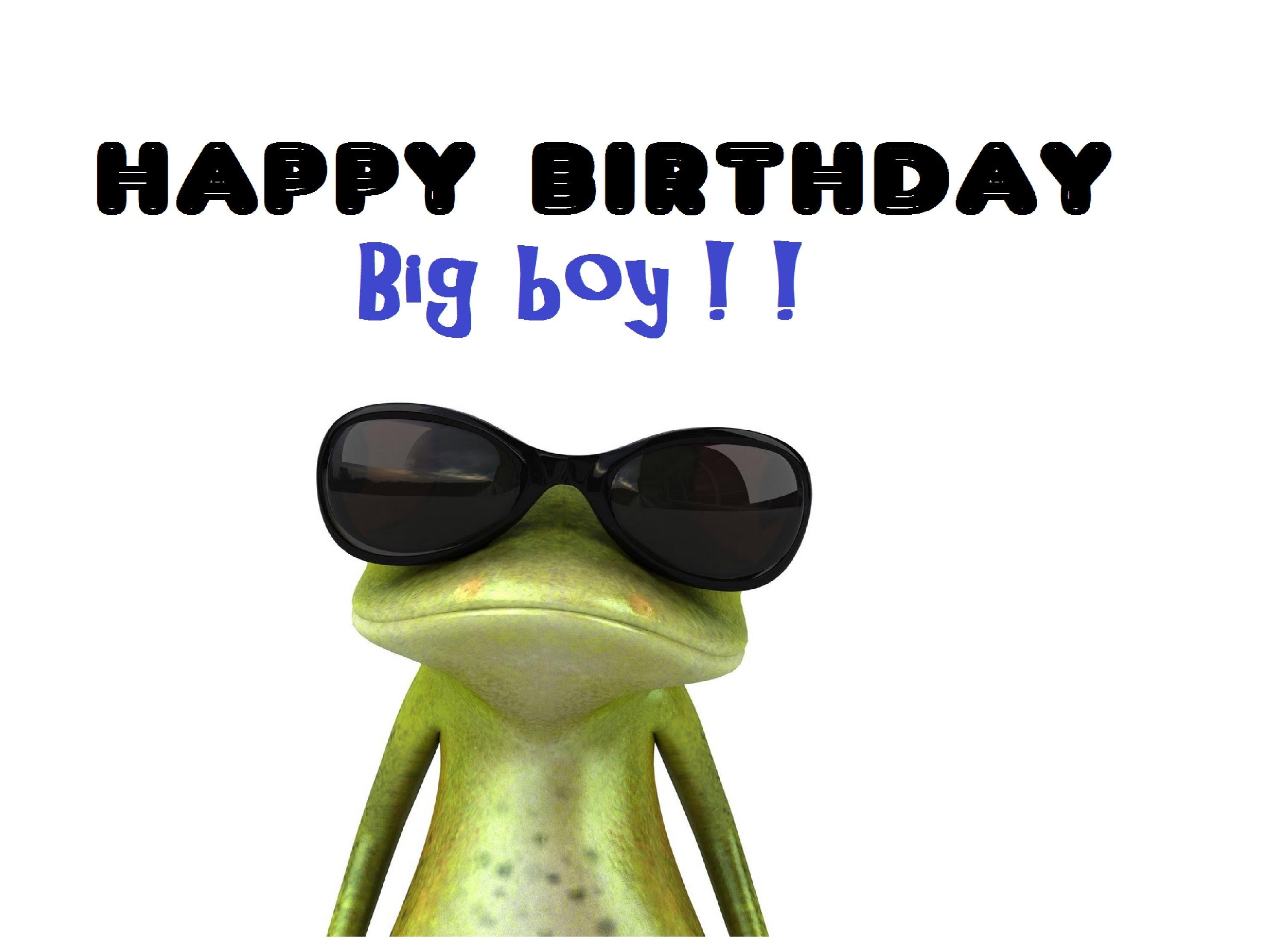 Happy Birthday For Boy - Cliparts.co