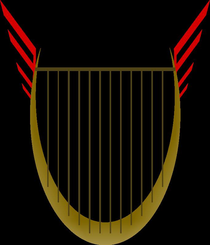 Harp Clip Art Cliparts Co