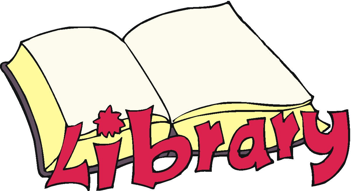 Library Clip Art For Kids