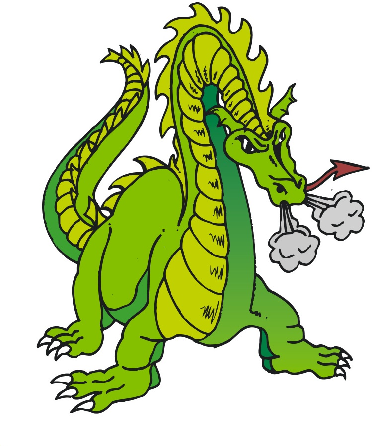 Pictures Of Green Dragons