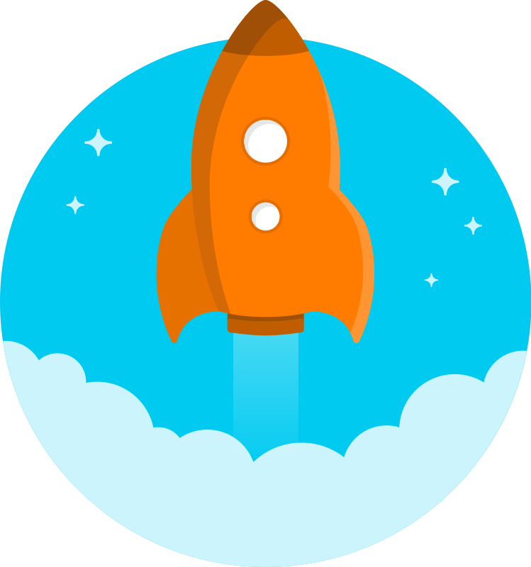 Free to Use & Public Domain Rocketship Clip Art - Page 2