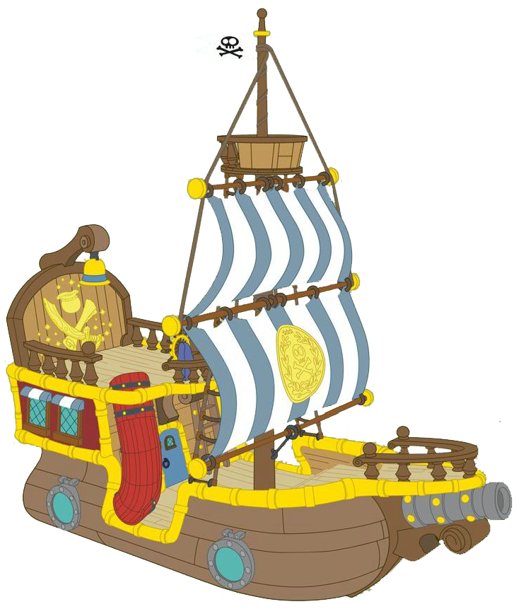 Jake & the Never Land Pirates Clipart