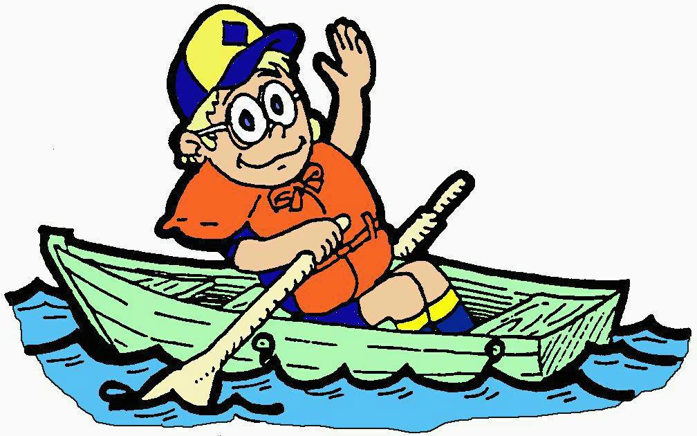 free clip art rowboat - photo #22