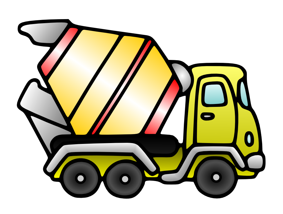 Heavy Equipment Clip Art