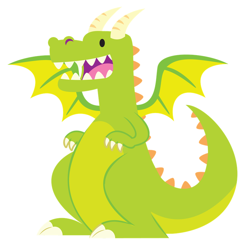 Free to Use & Public Domain Dragon Clip Art