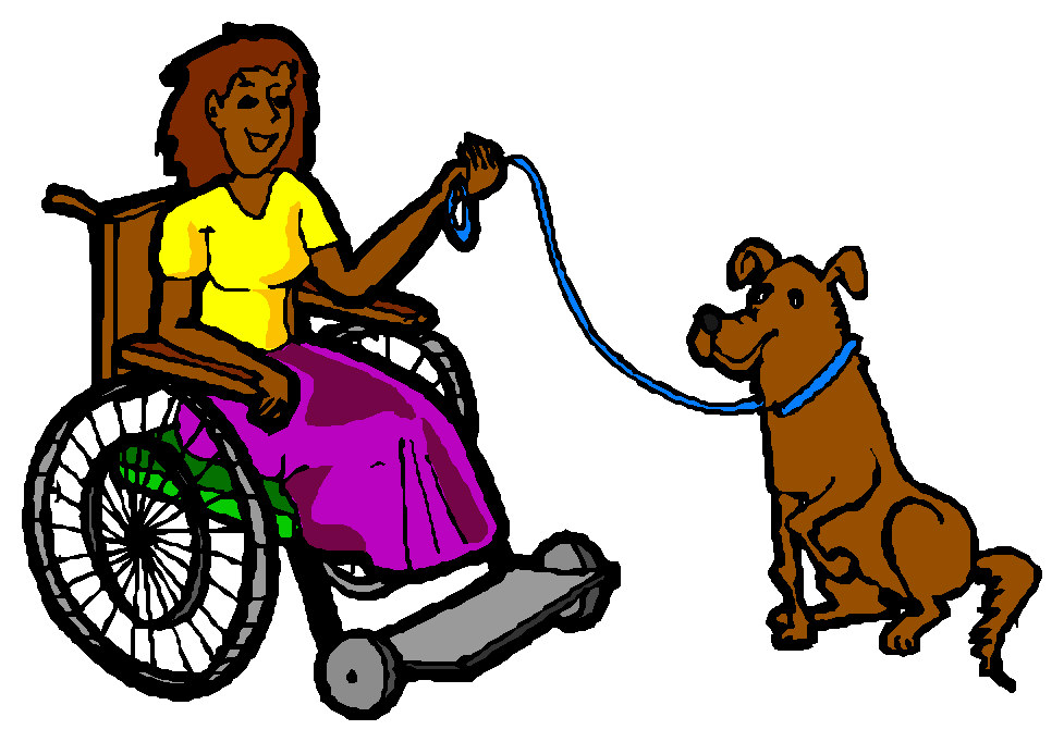 Service dog Graphics and Animated Gifs