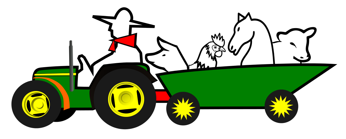 Logo Tractor Animales Clipart by cairiza : Car Cliparts #3486 ...