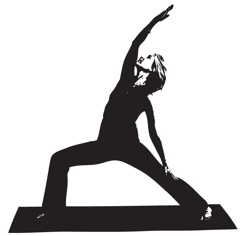 free clipart yoga - photo #12