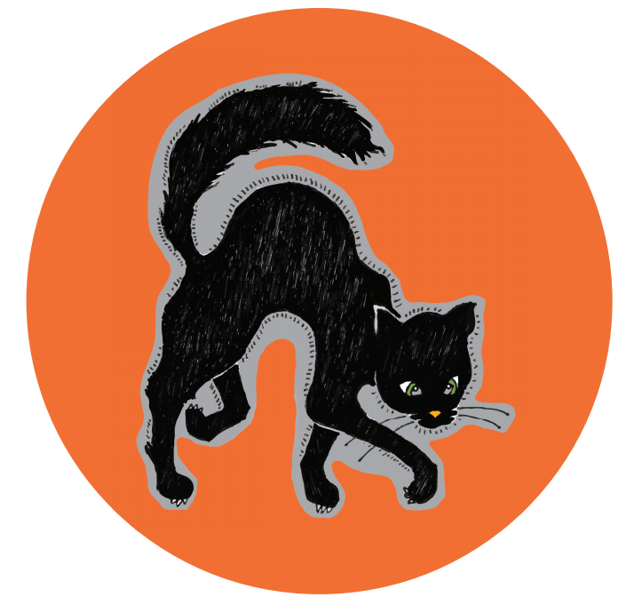 Halloween clip art and templates from Martha Stewart: Too early ...