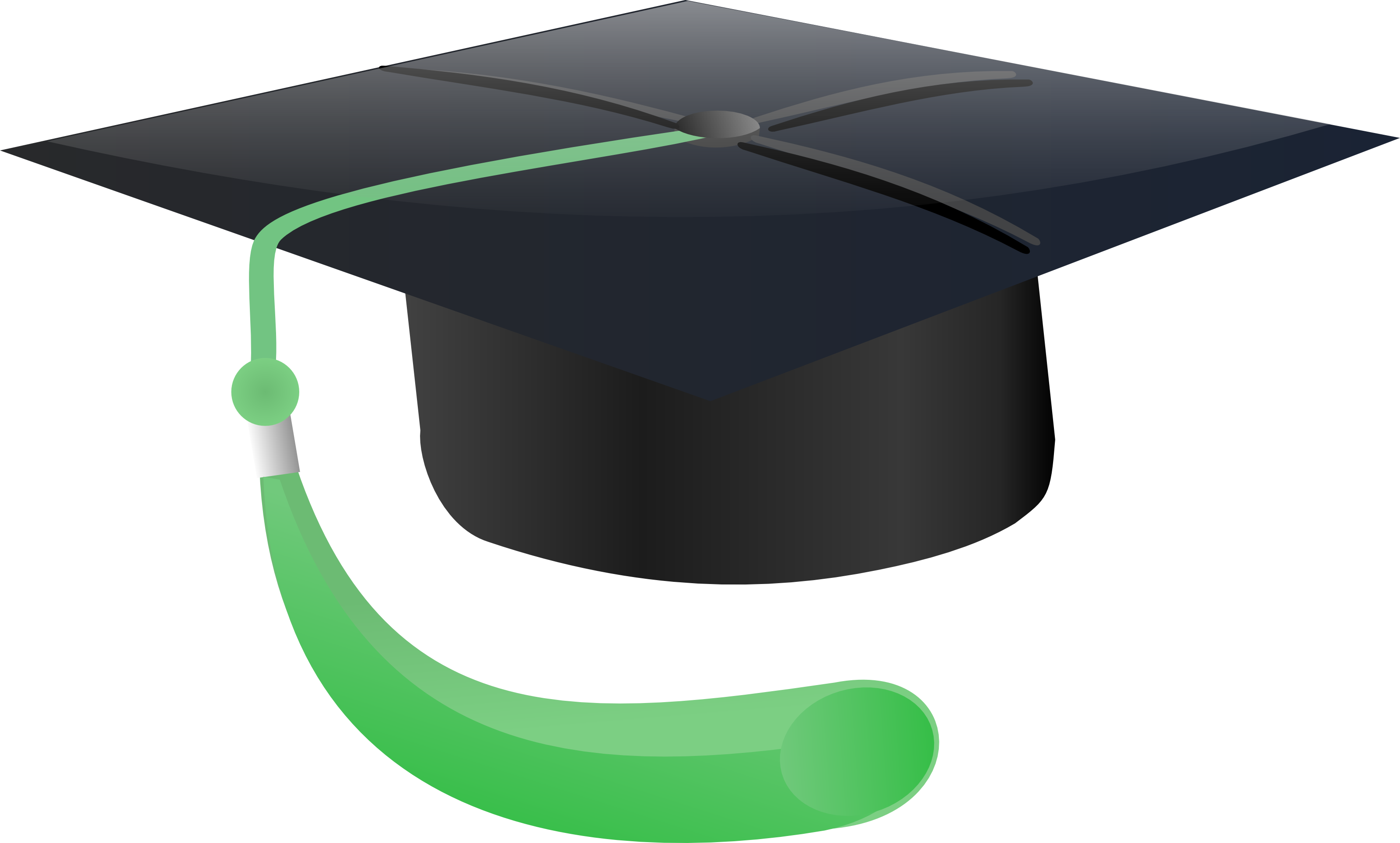 Cap And Gown - Cliparts.co