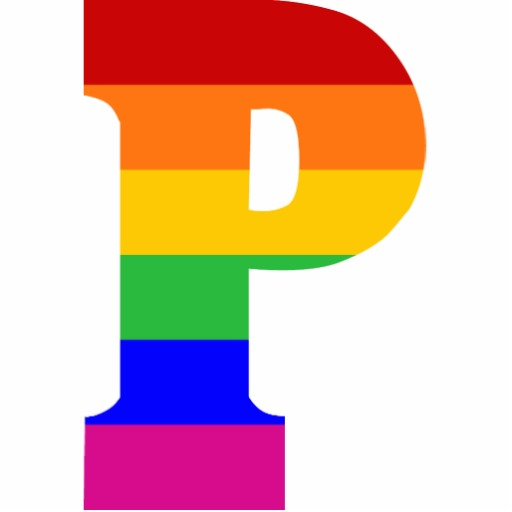 The Letter P on Letter Projects