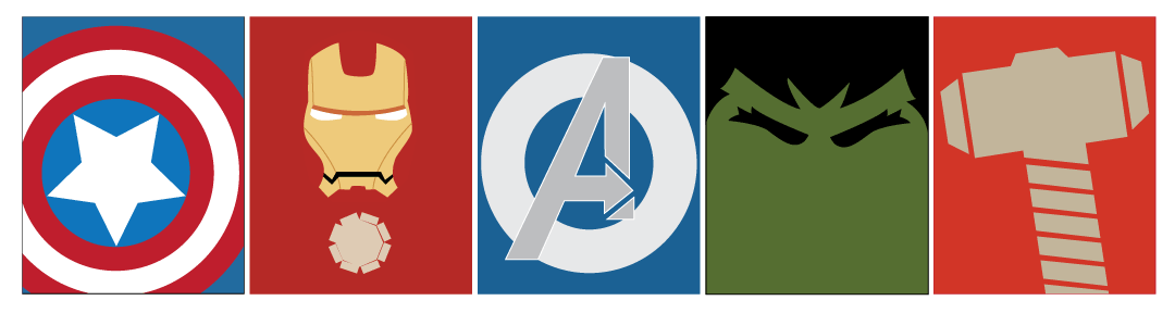 Avengers Frame - Cliparts.co