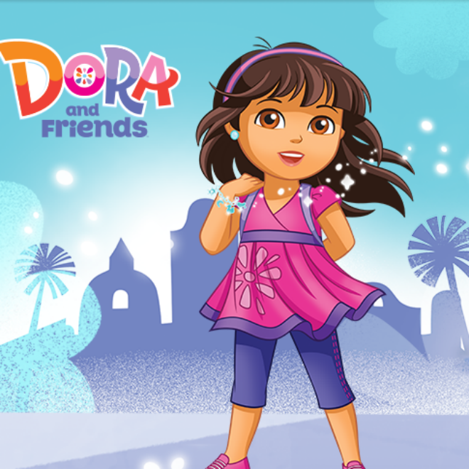 Dora the explorer new show