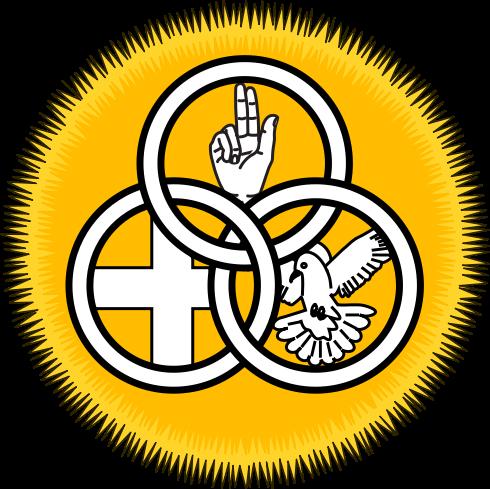 Catholic confirmation symbols clipart  Clipartix