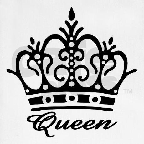 Queen Crown Drawing - ...