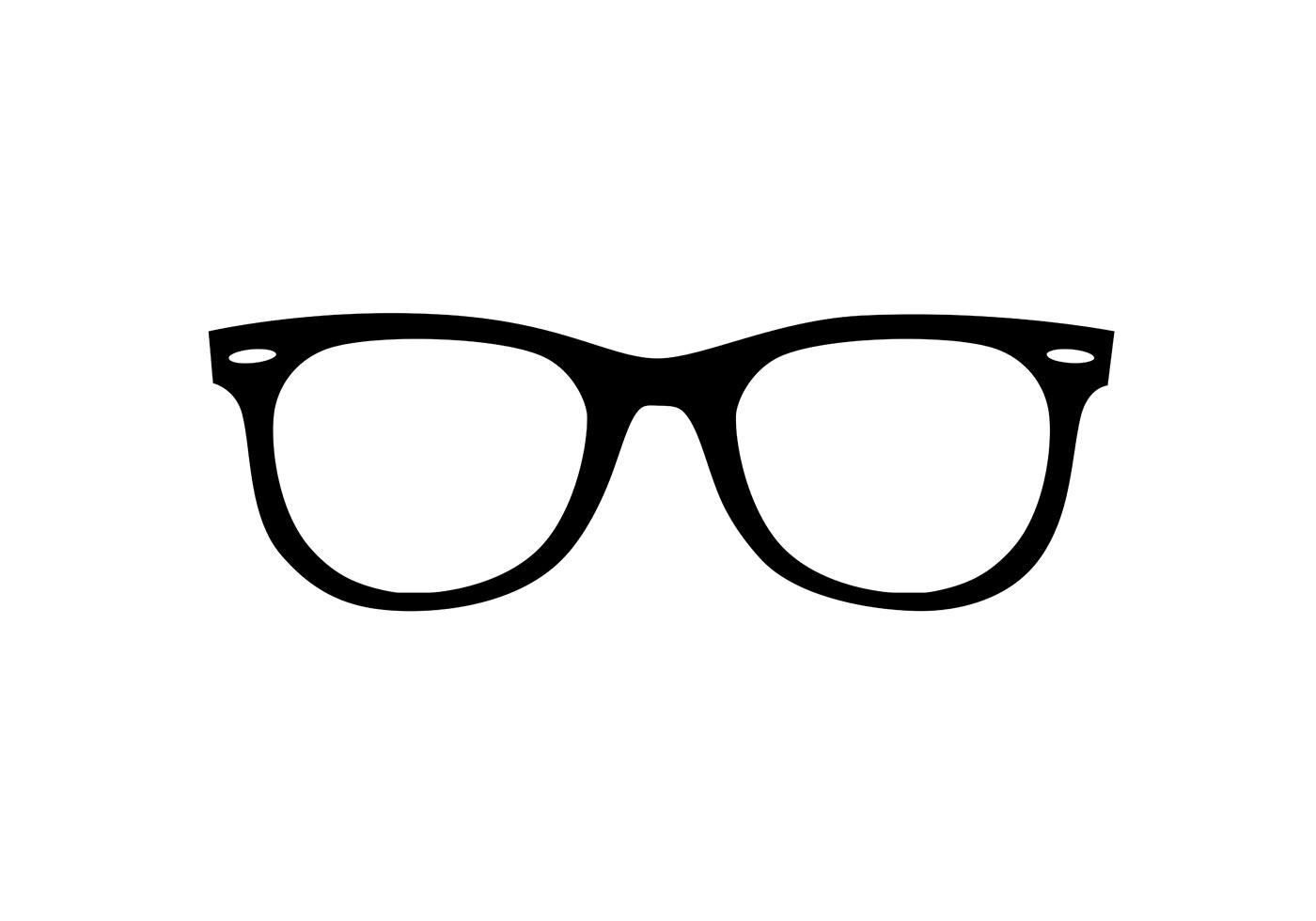 91971b258509 Free Ray Ban Glasses Vector « Heritage Malta