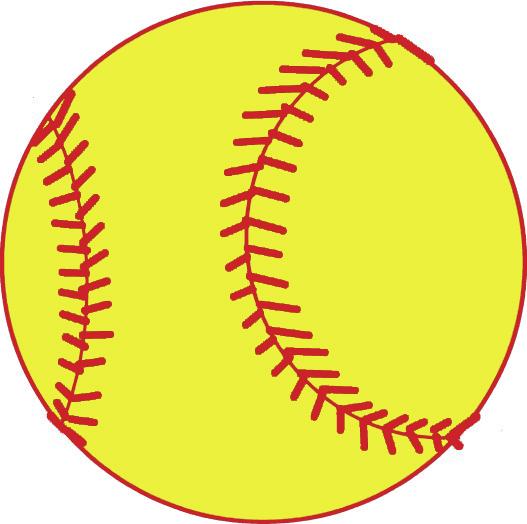 Softball Clipar...