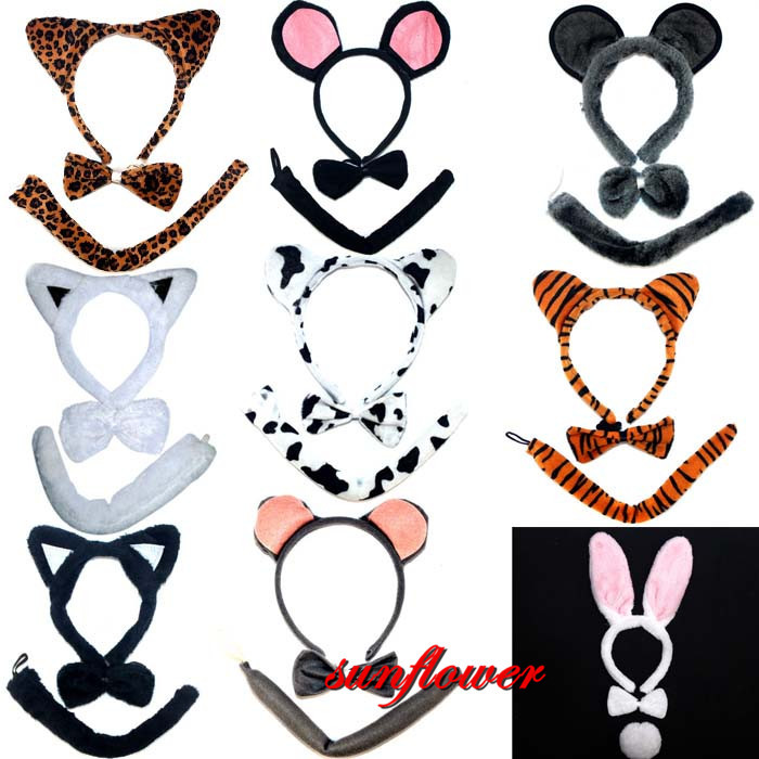 Where To Get Cat Ears And Tail