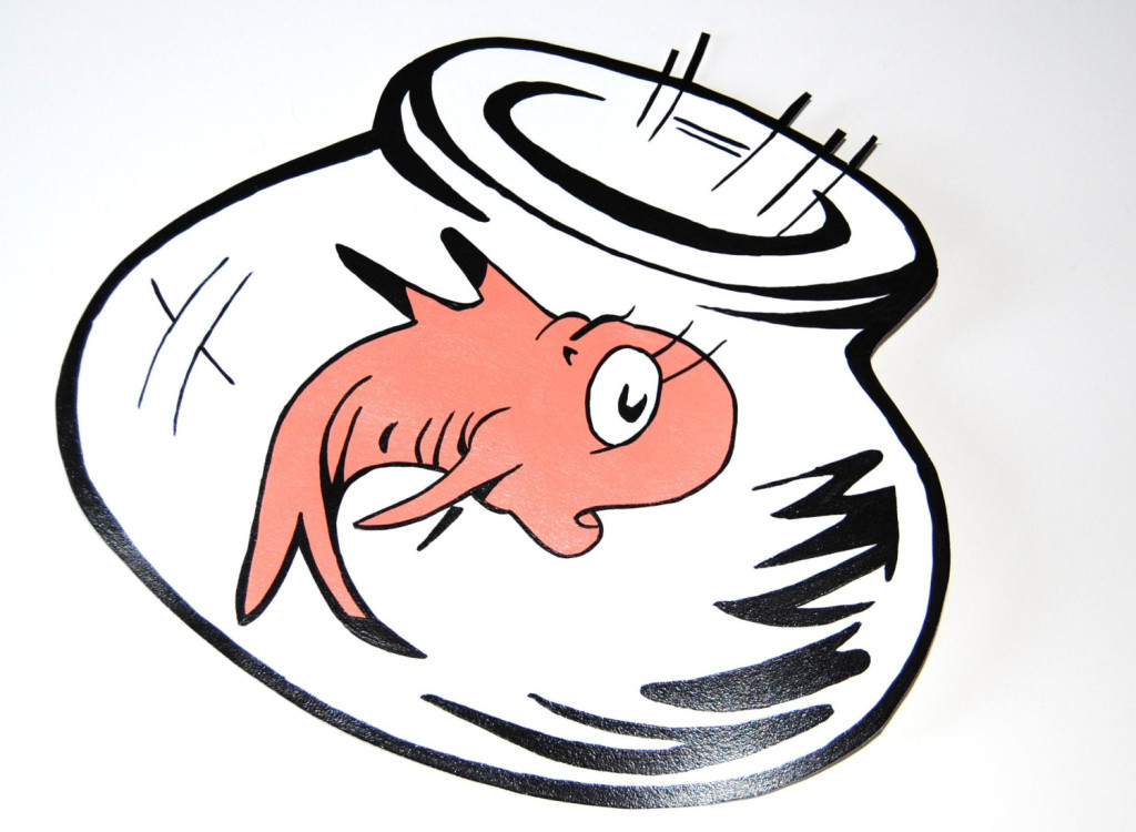 Dr Seuss Fish Clip Art - Cliparts.co