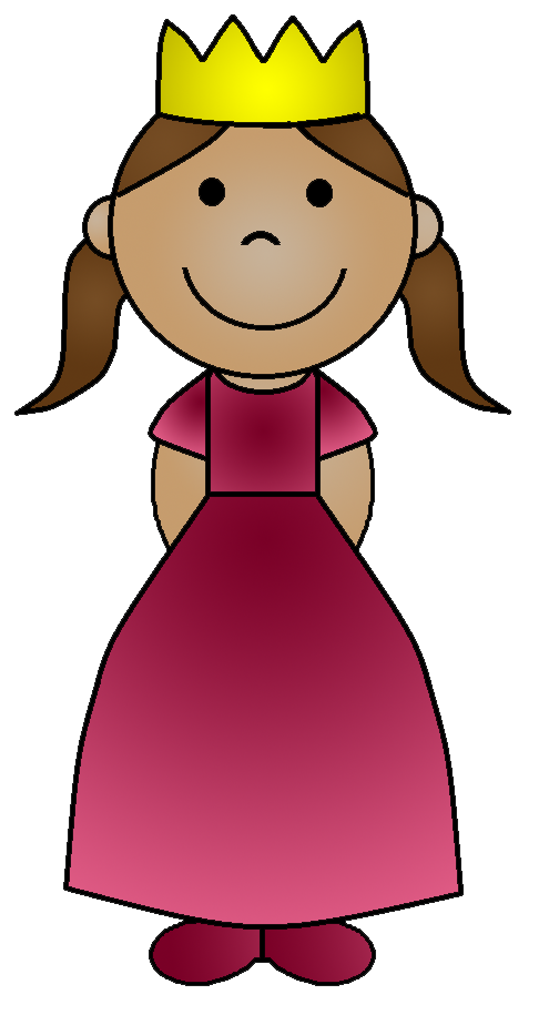 clipart of princess - photo #9