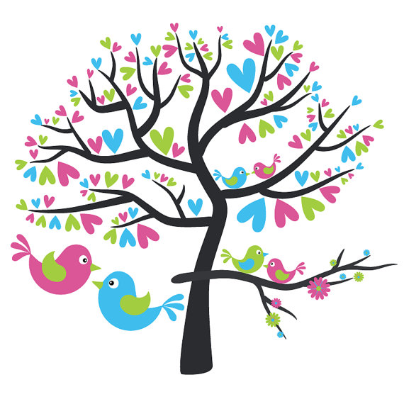 Love bird clip art - photo#28