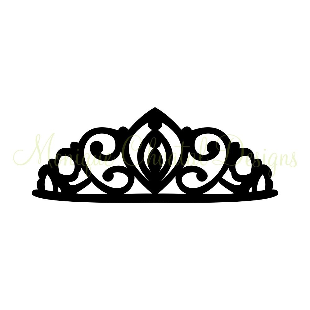 Queen Crown Clipart Black And White | Clipart Panda - Free Clipart ...
