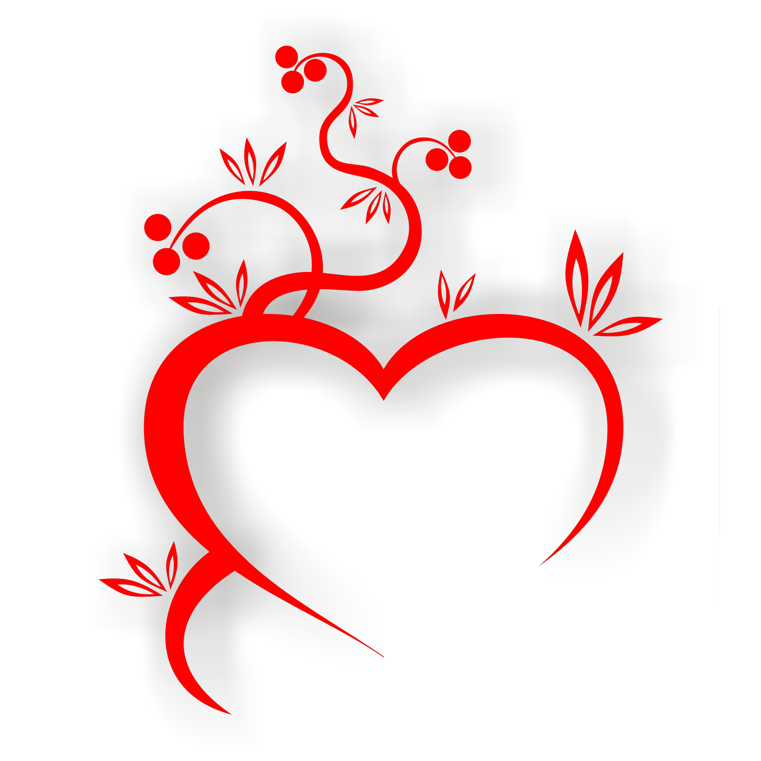 Heart Vector Art - Cliparts.co