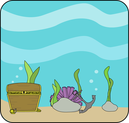 Cartoon Ocean Floor - Cliparts.co