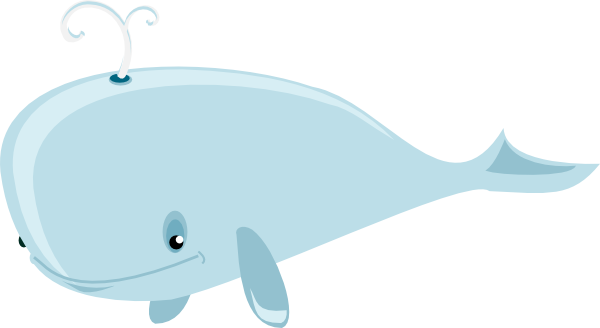 Humpback whale clipart - photo#24