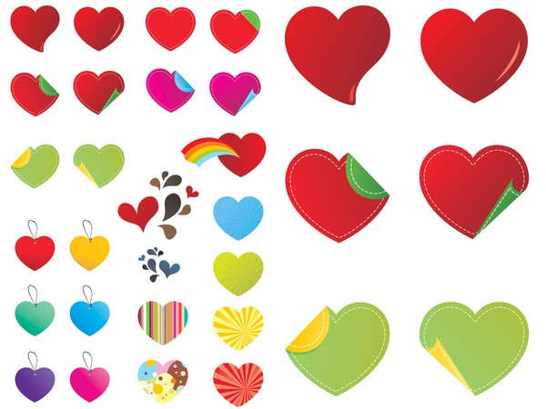 Free Vector Heart - ClipArt Best