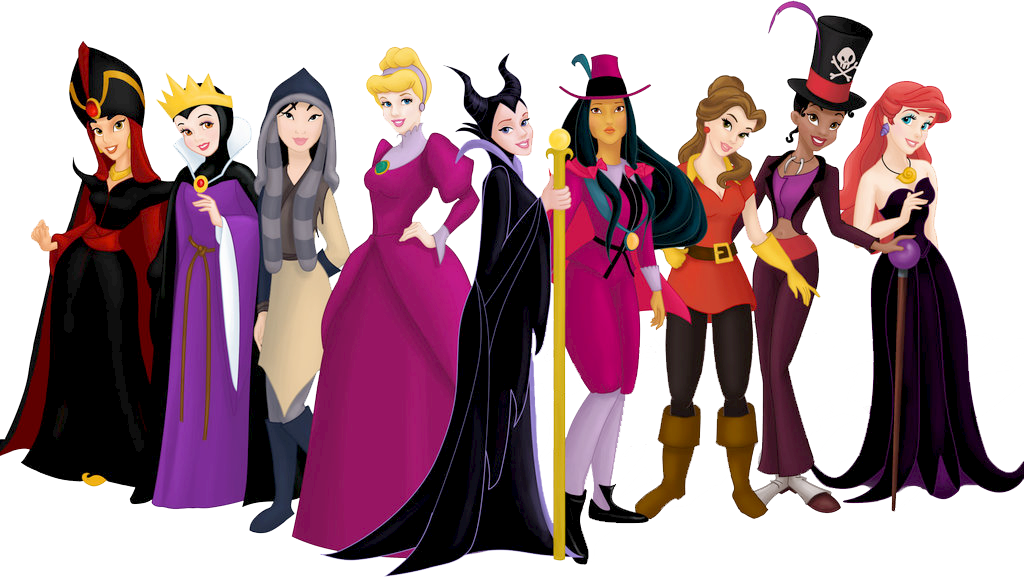 Disney Princesses Clipart