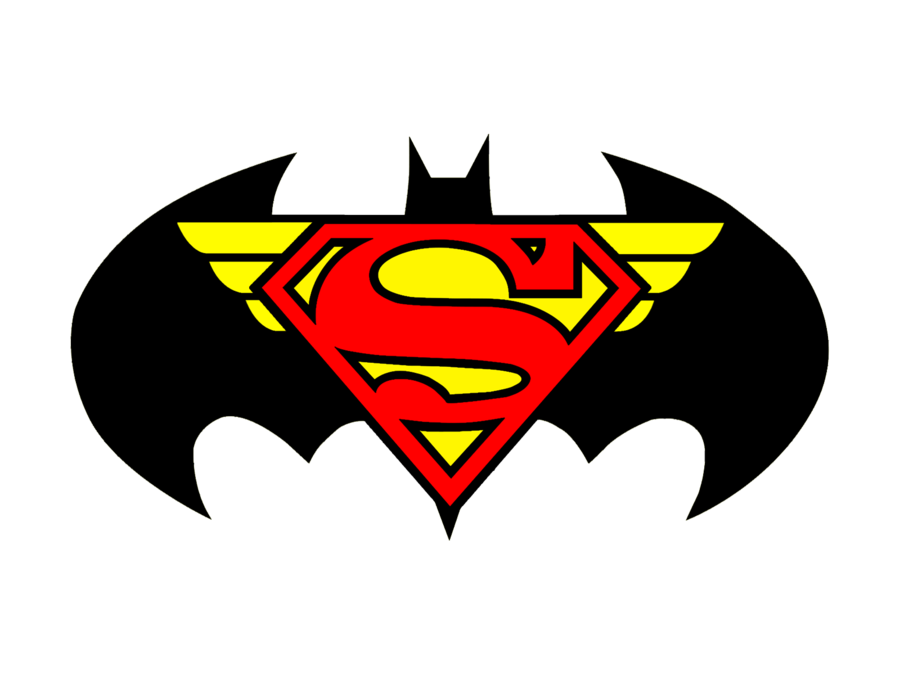 superman logo outline clipartsco