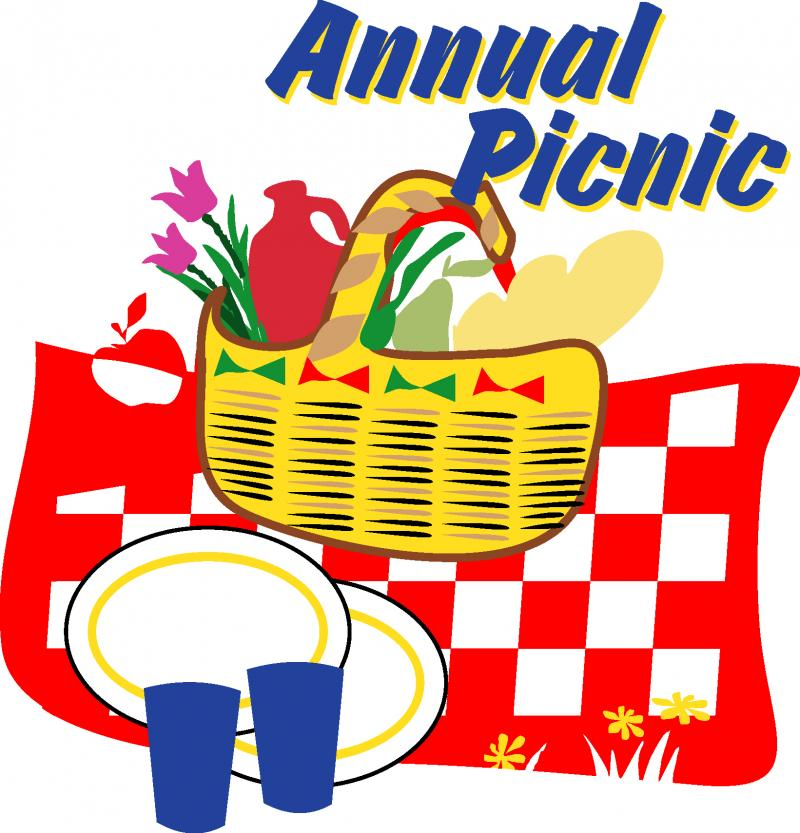 spring picnic clipart - photo #12