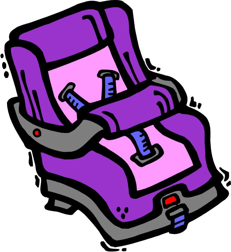 Car Seat Clip Art Cliparts Co