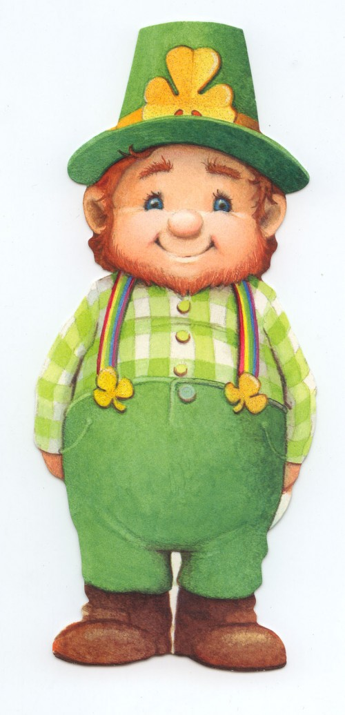 Cute Leprechaun Pictures - Cliparts.co