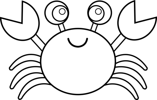 Clipart Crab - Cliparts.co