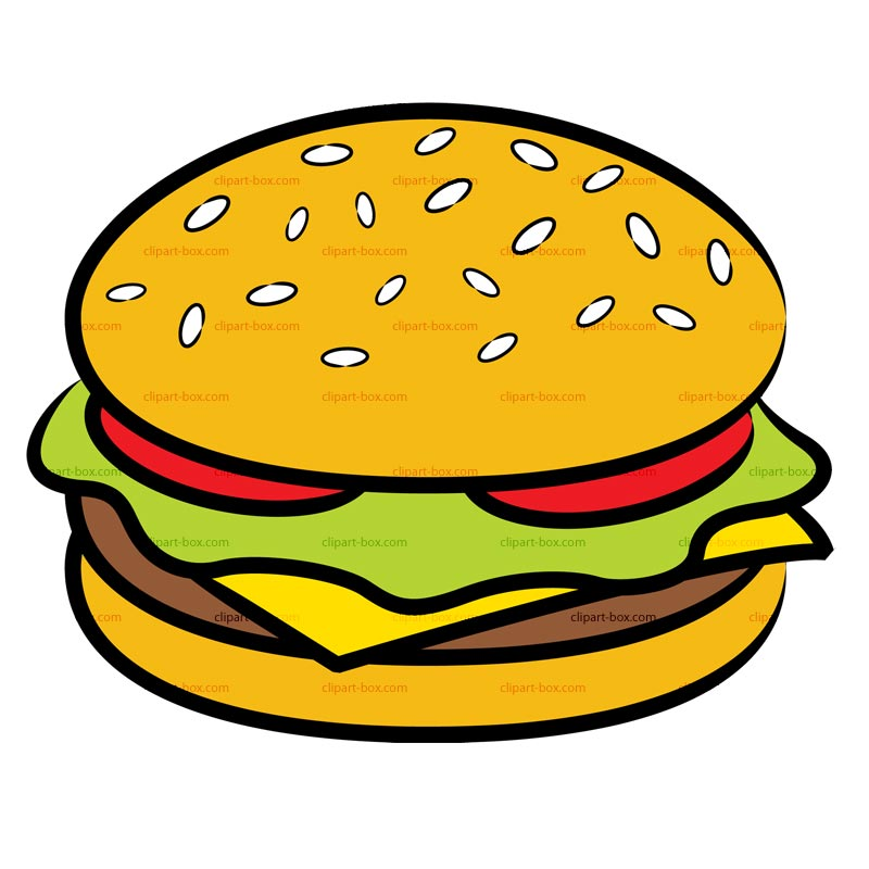 Burger Clipart - Cliparts.co