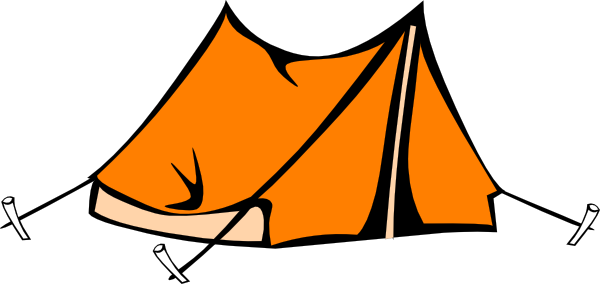 Cartoon Campfire And Tent | Clipart Panda - Free Clipart Images