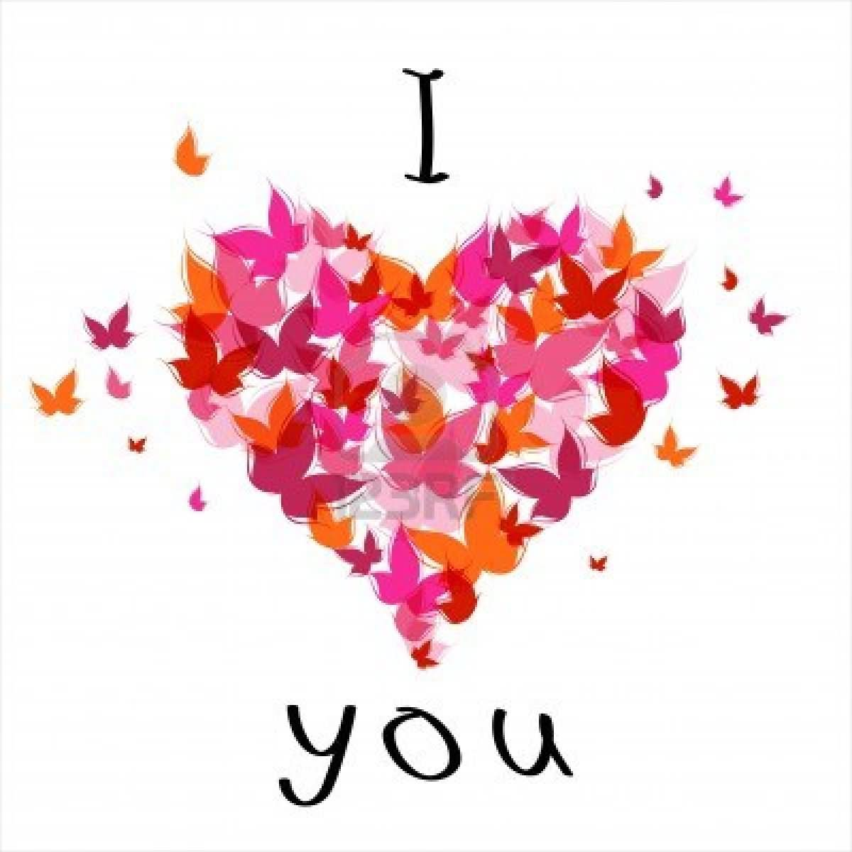 I Love You Animated Clip Art - Cliparts.co