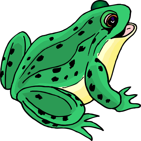 Frog- - ClipArt Best - ClipArt Best