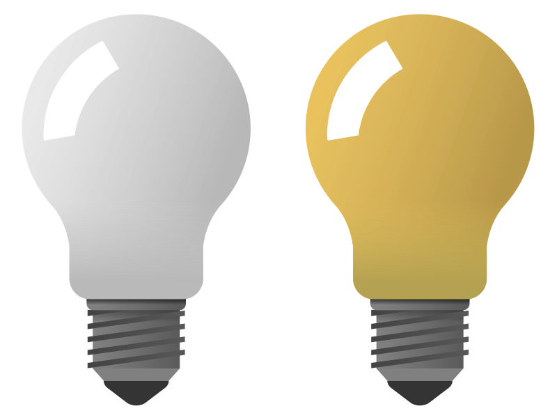Light Bulbs Clip Art Download